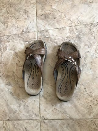 Vendo sandalias Geox