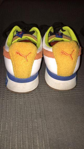 Zapatillas Puma mujer Edicion limitada