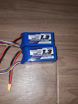 baterías lipo