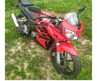 DESPIEZE HONDA CBR 125