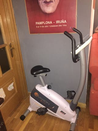 Bicicleta estática BH Fitness Vixion Dual