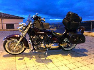 Vendo Yamaha XVS 1100 Drag Star Classic