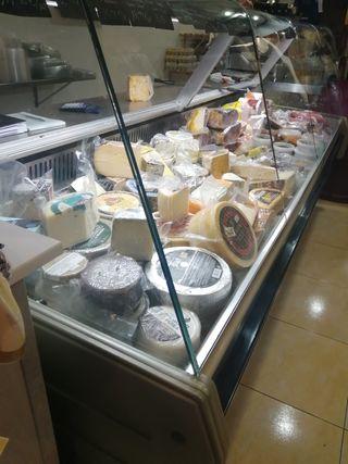 vitrina frigorífico, carnicería