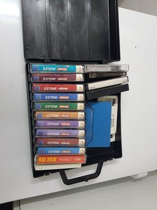 curso de inglés en cintas