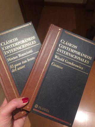 Clásicos contemporáneos internacionales