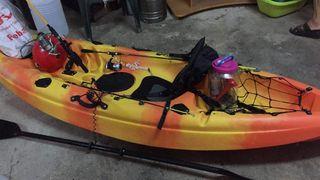 kayak galaxy para una persona