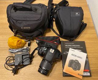Reflex - Canon EOS 600D