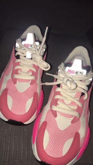 zapatillas Puma Mujer Rsx