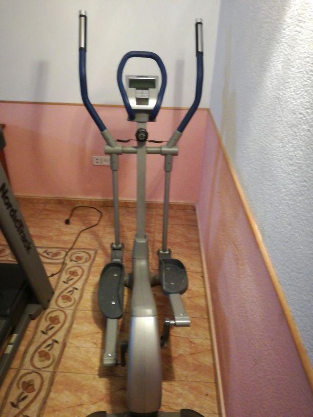 bicicleta elíptica BH brisa
