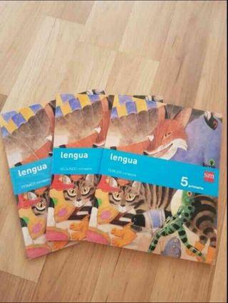 libros nuevos de 5primaria.