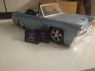 coche bratz