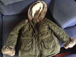 Abrigo talla 6,marca Brotes del Corte Inglés