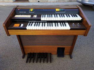 órgano antiguo