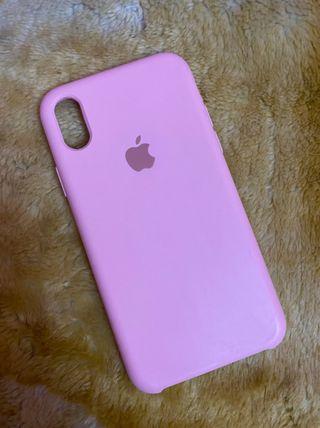 Funda de apple de iphone XS.