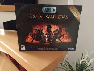 Total War: Eras. Medieval, Rome y Shogun.