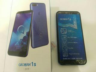 Alcatel S1 nuevo y libre