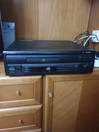 REPRODUCTOR PIONEER CLD 700S