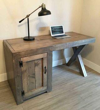 Mesa escritorio despacho madera