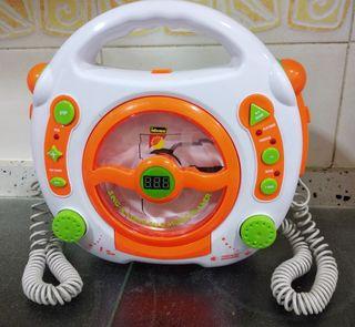 Reproductor CD infantil