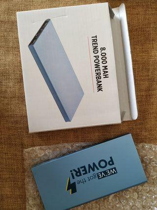 Batería externa portatil