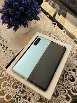 Samsung Galaxy Fold 512GB + 12GB Negro móvil libre