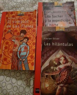 Literatura juvenil. Nuevo.