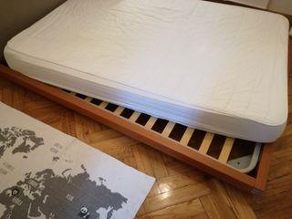 bañera cama con somier 135