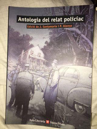 Antología del relat policiac