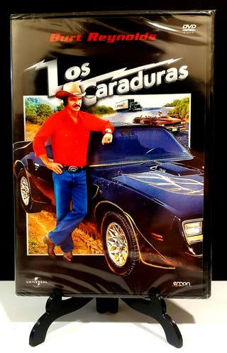 LOS CARADURAS BURT REYNOLDS DVD NUEVO