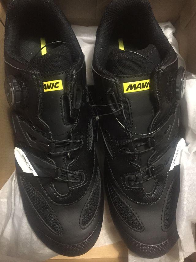 Zapatillas ciclismo Mavic Crossmax Elite