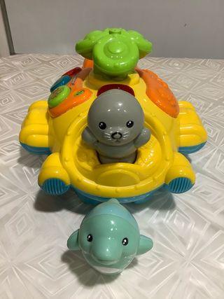 Juguete de baño para bebé