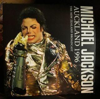 vinilo Michael Jackson Auckland