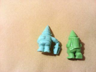 Figuras dunkin david el gnomo