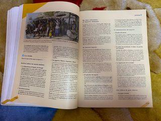Libro de historia de 1 bachillerato