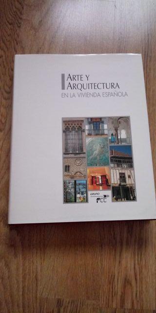 Arte y Arquitectura en la vivienda española