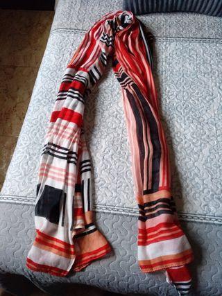 gran foulard . nuevo