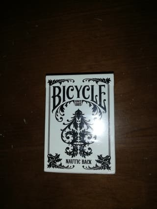 Baraja Bicycle *Nautic Black*