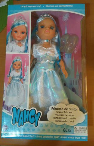 Nancy Princesa de Cristal nueva