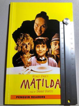 LIBROS EN OTRO IDIOMA 41. Matilda - Roald Dahls