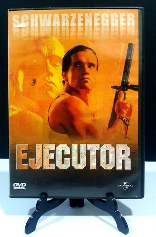 EJECUTOR ARNOLD SCHWARZENEGGER DVD