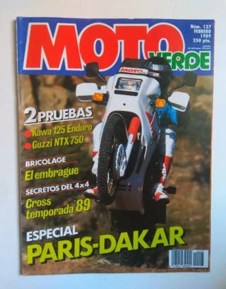 Revista Moto Verde 127