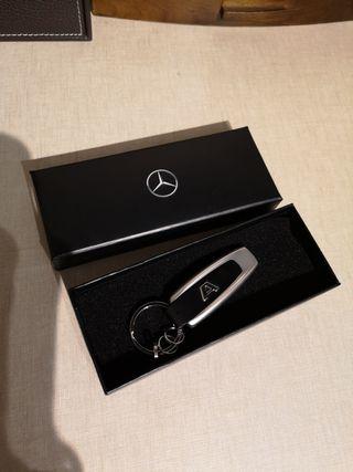 llavero Mercedes