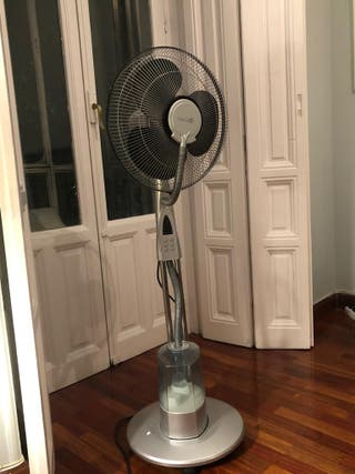 Ventilador Garza con humidificador