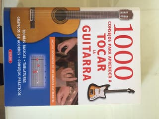 Libro como tocar la guitarra