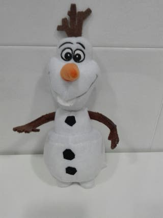 Peluche Olaff de Frozen (Disney)