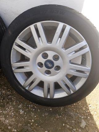 """llantas de aluminio 17""""ford"""