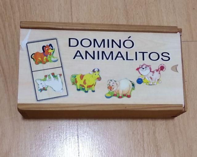 Dominó animales