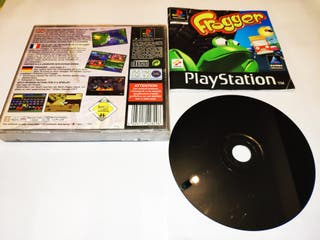 Frogger Ps1 PSX PSone Completo