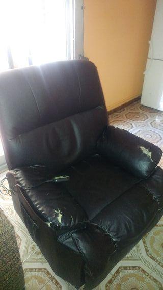 Butacón eléctrico reclinable