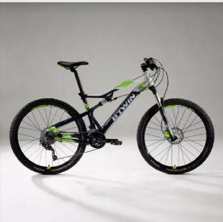 bicicleta rockrider 27,5 talla l